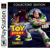 Toy Story 2 Collector's Edition Video Game For Sony PS1