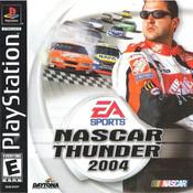 Nascar Thunder 2004 Video Game For Sony PS1