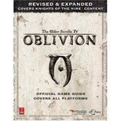 Elder Scrolls IV Oblivion Official Game Guide Revised Edition For Sony PS3 and Microsoft Xbox 360