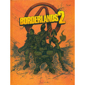 Borderlands 2 Limited Edition Strategy Guide For Microsoft Xbox 360