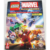 Lego Marvel Super Heroes Official Game Guide For Microsoft Xbox One and Sony PS4