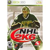 NHL 2K6 Video Game For Microsoft Xbox 360