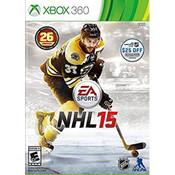 NHL 15 Video Game For Microsoft Xbox 360