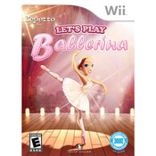 Let's Play Ballerina Video Game For Nintendo Wii