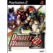 Dynasty Warriors 2 Video Games For Sony PS2