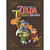 Legend of Zelda Tri Force Heroes Guide For Nintendo 3DS