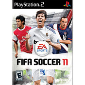 FIFA Soccer 11 Video Game for Sony PlayStation 2
