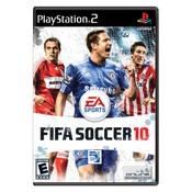 FIFA Soccer 10 Video Game for Sony PlayStation 2