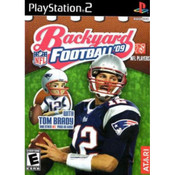 Backyard Football 09 Video Game For Sony PS2