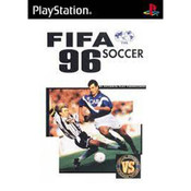 Fifa 96 Soccer Video Game For Sony PS1