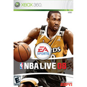 NBA Live 08 Video Game For Microsoft Xbox 360