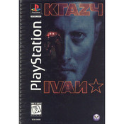 Krazy Ivan Video Game For Sony PS1