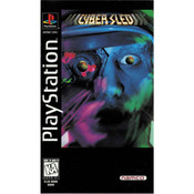 Cyber Sled Video Game For Sony PS1