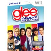 Complete Glee Karaoke Revolution Volume 2 w/ Microphone Bundle Video Game For Nintendo Wii