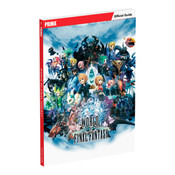 World of Final Fantasy Prima Guide For Sony PS4 and Sony PS Vita
