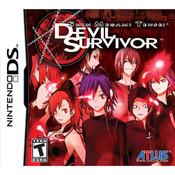 Shin Megami Tensei Devil Survivor Video Game For Nintendo DS