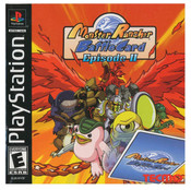 Monster Rancher Battle Card Episode II Video Game For Sony PS1