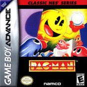 Pac-Man Classic NES Series Video Game For Nintendo GBA