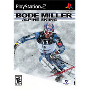 Bode Miller Alpine Skiing Video Game For Sony PS2
