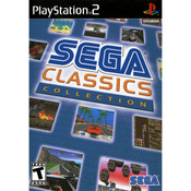 Sega Classics Collection Video Game For Sony PS2