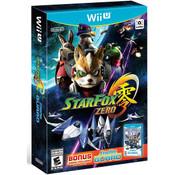Complete Star Fox Zero & Star Fox Guard Dual Pack For Nintendo Wii U