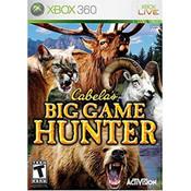 Cabela's Big Game Hunter Video Game For Microsoft Xbox 360