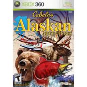 Cabela's Alaskan Adventures Video Game For Microsoft Xbox 360