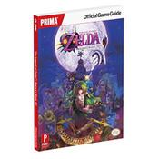 Legend of Zelda Majora's Mask 3D Prima Guide For Nintendo 3DS
