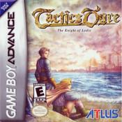 Tactics Ogre Knight of Lodis Video Game For Nintendo GBA