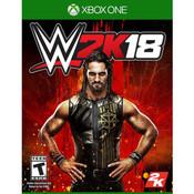 WWE 2K18 Video Game For Microsoft Xbox One