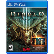 Diablo Eternal Collection Video Game For Sony PS4