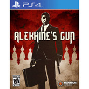 Alekhine's Gun Video Game For Sony PS4