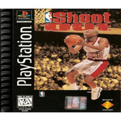 NBA Shootout Video Game For Sony PS1