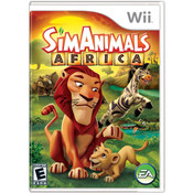 Sim Animals Africa Video Game For Nintendo Wii