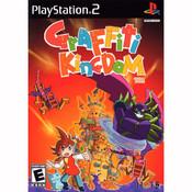 Graffiti Kingdom Video Game For Sony PS2