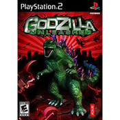 Godzilla Unleashed Video Game For Sony PS2