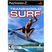 Transworld Surf Video Game For Sony PS2