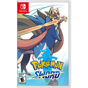 Pokemon Sword Video Game for Nintendo Sword