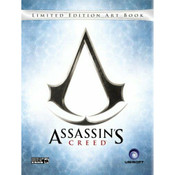 Assassin's Creed Prima Official Art Book For Microsoft Xbox 360 and Sony PS3