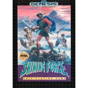 Shining Force Empty Box For Sega Genesis