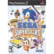 Sega Superstars Video Game For Sony PS2