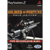 Soldier of Fortune Gold Edition Video Game For Sony PS2