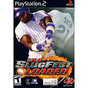 MLB Slugfest Loaded Video Game For Sony PS2