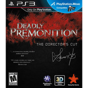 Deadly Premonition Director's Cut Video Game For Sony PS3