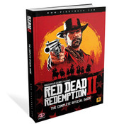 Red Dead Redemption II Complete Piggyback Official Guide For Microsoft Xbox One and Sony PS4
