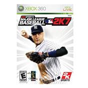 Major League Baseball 2K7 For Microsoft Xbox 360