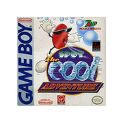 Spot The Cool Adventure Video Game For Nintendo GameBoy