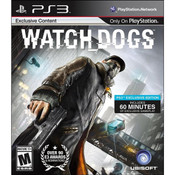Watch Dogs Video Game For Sony PS3