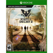 State of Decay 2 Video Game For Microsoft Xbox One