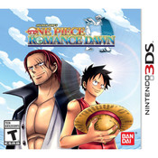 One Piece Romance Dawn Video Game For Nintendo 3DS